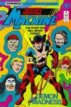 Cover for Justice Machine (Comico, 1987 series) #8