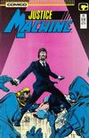 Cover for Justice Machine (Comico, 1987 series) #11