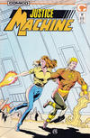 Cover for Justice Machine (Comico, 1987 series) #17