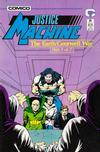 Cover for Justice Machine (Comico, 1987 series) #21
