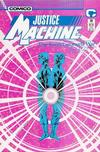 Cover for Justice Machine (Comico, 1987 series) #23