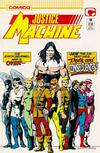 Cover for Justice Machine (Comico, 1987 series) #26