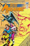 Cover for Justice Machine (Comico, 1987 series) #28