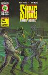 Cover for Sting of the Green Hornet (Now, 1992 series) #3 [Newsstand Edition]