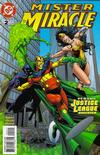 Cover for Mister Miracle (DC, 1996 series) #2