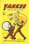 Cover for Yankee Comics (Remington Morse, 1943 series) #4