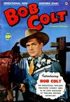 Cover for Bob Colt (Fawcett, 1950 series) #1