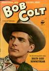 Cover for Bob Colt (Fawcett, 1950 series) #4