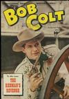 Cover for Bob Colt (Fawcett, 1950 series) #8