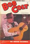 Cover for Bob Colt (Fawcett, 1950 series) #9