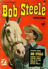 Cover for Bob Steele Western (Fawcett, 1950 series) #1