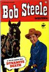 Cover for Bob Steele Western (Fawcett, 1950 series) #2