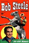 Cover for Bob Steele Western (Fawcett, 1950 series) #4