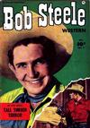 Cover for Bob Steele Western (Fawcett, 1950 series) #7