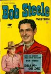 Cover for Bob Steele Western (Fawcett, 1950 series) #10