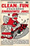 "Cover for Clean Fun, Starring ""Shoogafoots Jones"" (Specialty Book Company, 1944 series) #[nn]"