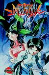 Cover for Neon Genesis Evangelion (Bonnier Carlsen, 2004 series) #2