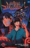 Cover for Neon Genesis Evangelion (Bonnier Carlsen, 2004 series) #7