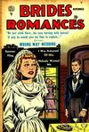 Cover for Brides Romances (Quality Comics, 1953 series) #1
