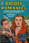 Cover for Brides Romances (Quality Comics, 1953 series) #3