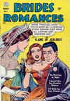 Cover for Brides Romances (Quality Comics, 1953 series) #4