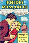 Cover for Brides Romances (Quality Comics, 1953 series) #5
