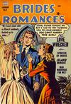 Cover for Brides Romances (Quality Comics, 1953 series) #9