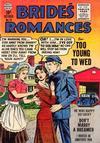 Cover for Brides Romances (Quality Comics, 1953 series) #13