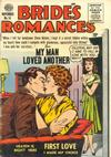 Cover for Brides Romances (Quality Comics, 1953 series) #14