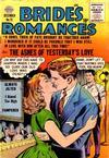 Cover for Brides Romances (Quality Comics, 1953 series) #15