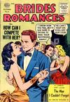 Cover for Brides Romances (Quality Comics, 1953 series) #23