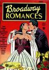 Cover for Broadway Romances (Quality Comics, 1950 series) #1