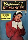 Cover for Broadway Romances (Quality Comics, 1950 series) #2