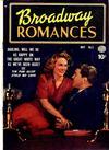Cover for Broadway Romances (Quality Comics, 1950 series) #3
