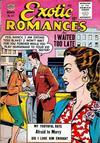 Cover for Exotic Romances (Quality Comics, 1955 series) #27