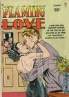Cover for Flaming Love (Quality Comics, 1949 series) #1