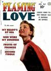 Cover for Flaming Love (Quality Comics, 1949 series) #3