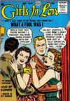 Cover for Girls in Love (Quality Comics, 1955 series) #54