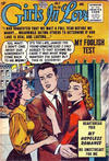 Cover for Girls in Love (Quality Comics, 1955 series) #55