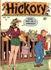 Cover for Hickory (Quality Comics, 1949 series) #4