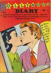 Cover for Hollywood Diary (Quality Comics, 1949 series) #1