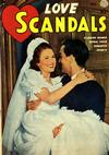 Cover for Love Scandals (Quality Comics, 1950 series) #2