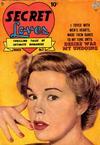 Cover for Secret Loves (Quality Comics, 1949 series) #3