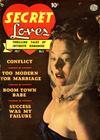 Cover for Secret Loves (Quality Comics, 1949 series) #5