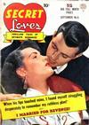 Cover for Secret Loves (Quality Comics, 1949 series) #6