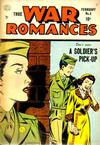 Cover for True War Romances (Quality Comics, 1952 series) #5