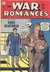 Cover for True War Romances (Quality Comics, 1952 series) #8