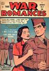 Cover for True War Romances (Quality Comics, 1952 series) #9