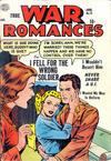 Cover for True War Romances (Quality Comics, 1952 series) #15