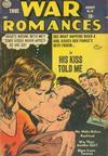 Cover for True War Romances (Quality Comics, 1952 series) #16